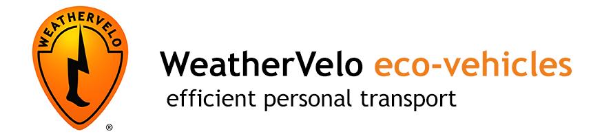WeatherVelo eco-vehicles